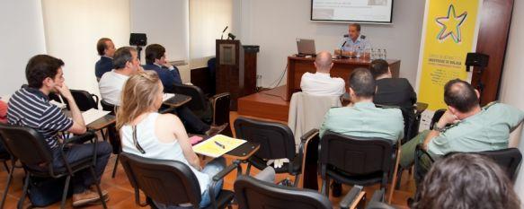 Finaliza la primera semana de los Cursos de Verano de la UMA en Ronda, Alumnos, profesores y ponentes hacen un balance