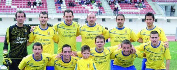 La U.D. Ronda consigue el ascenso a 1ª Andaluza, El conjunto de Alonso Jiménez y Paquito aprovechó el pinchazo del C.D. Barrio en el Vivar Téllez y asciende a falta de tres jornadas. , 07 Apr 2011 - 21:34