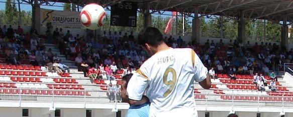 El C.D. Ronda golea al C.D. Baza y sigue al acecho, Los hombres de Vicente Ortiz dejaron resuelto el partido en la primera mitad con goles de Murci (2), Sergio Castillo y Salva García (2). , 10 Apr 2011 - 16:37