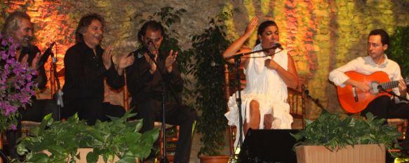 El XLV Festival de Cante Grande de Ronda llena de público las Murallas del Carmen, Los aficionados pudieron disfrutar de las actuaciones de artistas de gran renombre en el mundo del flamenco, 26 Aug 2013 - 18:04