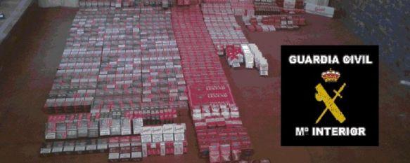 La Guardia Civil incauta más de un millar de cajetillas de tabaco de contrabando, Agentes de la Benemérita inspeccionaron ayer varios establecimientos dentro del dispositivo especial con motivo de la Feria, 04 Sep 2013 - 15:13