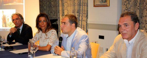 La Diputación de Málaga muestra su apoyo al sector vitivinícola de la provincia, Presentan la página web del Centro Integral del Vino de Ronda que ha sido realizada por la Universidad de Málaga, 04 Sep 2013 - 19:11