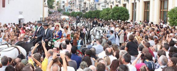 Los hoteles rondeños, al 65% de ocupación durante la Feria, El concejal de Fiestas admite las críticas a la Cabalgata en una edición que no ha superado los 160.000 euros de presupuesto, 10 Sep 2013 - 18:42
