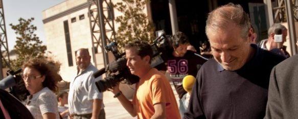 Comunican a las partes el levantamiento del secreto de sumario del caso Acinipo, El exalcalde de Ronda, Antonio María Marín Lara, afirma al conocer la noticia que