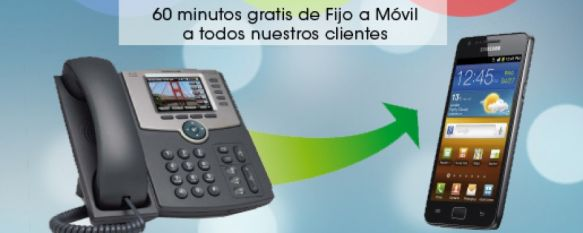 Charry ofrece 60 minutos en llamadas de fijo a móvil gratis para todos sus clientes, La empresa ha puesto también en marcha recientemente el servicio de telefonía móvil, con tarifas muy competitivas, 01 Oct 2013 - 13:00