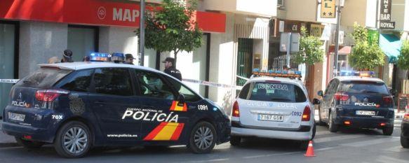 Un turista alemán fallece en la calle Virgen de la Paz tras sufrir un infarto, El hombre, de 80 años de edad, sufría problemas cardiacos y llegó a España hace tres días junto a su esposa, un médico y una enfermera, 15 Oct 2013 - 20:32