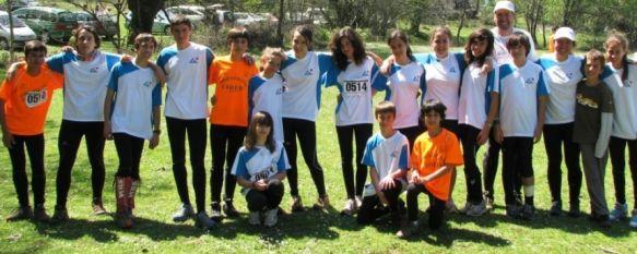 Nuevo éxito rondeño en el Campeonato de Andalucía de Orientación, Belén Rojas se proclamó campeona autonómica en categoría cadete y representará a Andalucía en el Campeonato Nacional. , 14 Apr 2011 - 22:41