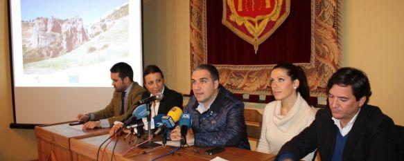 La Serranía de Ronda protagoniza dos etapas de la Gran Senda de Málaga, La inversión total del proyecto, que cuenta con un recorrido de 650 kilómetros, supera el millón de euros , 27 Nov 2013 - 16:33