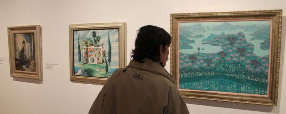 El Museo Joaquín Peinado acoge una exposición sobre los orígenes de Pablo Picasso, La muestra, organizada por la Fundación Unicaja, está compuesta por una veintena de obras de los siglos XIX y XX , 27 Nov 2013 - 18:37