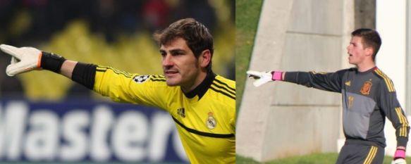 Siguiendo los pasos del mejor portero del mundo , Curro Harillo participará en Catar en el I Encuentro de Porteros de Élite, que estará supervisado por Iker Casillas , 04 Dec 2013 - 20:28
