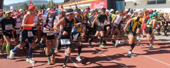 La organización de los 101 Kilómetros amplía el número de plazas para marchadores, Luis Gutiérrez sustituye al Comandante Vida como director técnico de la prueba, convirtiéndose en el primer rondeño en desempeñar esta labor, 05 Dec 2013 - 14:34