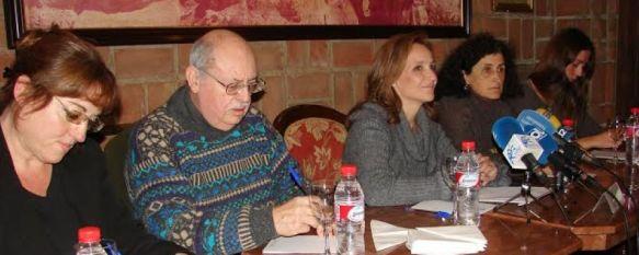 El escritor asturiano  Antonio José Pilar García gana el XIV Premio de Poesía Ciudad de Ronda, En el certamen de este año se han presentado un total de 149 obras de diferentes países, 05 Dec 2013 - 18:29