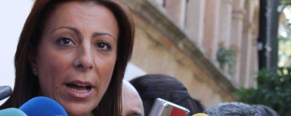 Mª Paz Fernández pide colaboración a los detenidos por respeto a los rondeños, Comunicado de la Alcaldesa de Ronda, Mª Paz Fernández. , 27 Sep 2011 - 19:12