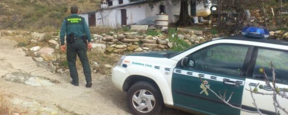 La Guardia Civil detiene a tres rondeños por robar ganado porcino en Faraján, Se les acusa de un delito de robo con fuerza en las cosas y han sido puestos a disposición judicial, 09 Jan 2014 - 18:43