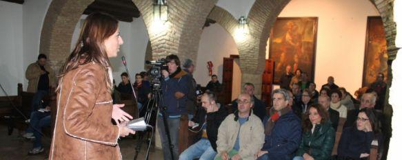 Los siete pecados capitales de María Paz Fernández , Artículo de Opinión de Alberto Orozco, Viceportavoz del PSOE de Ronda, 20 Jan 2014 - 18:24