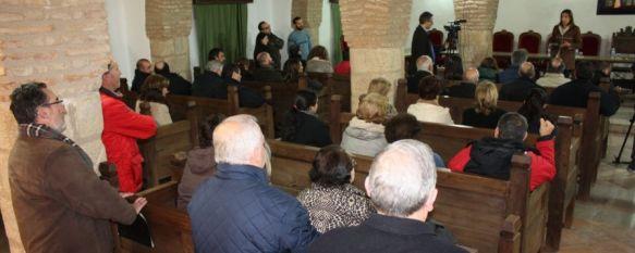Recogerán firmas como primera medida para exigir a la Junta que finalice los accesos , Los asistentes acordaron en la reunión celebrada ayer, llevar a cabo otras acciones en el caso de que no exista respuesta por parte del Gobierno andaluz, 21 Jan 2014 - 19:03