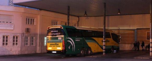 Interceptado en Ronda un polizón que viajaba oculto en los bajos de un autobús, El joven, de 16 años de edad y origen magrebí, había llegado a Algeciras en barco procedente del norte de Marruecos , 21 Jan 2014 - 20:11
