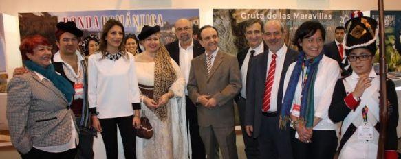 Ronda Romántica, el principal reclamo de la ciudad en Fitur 2014 , Turismo de Ronda participará en diversas reuniones y promocionará este evento y productos como el proyecto Sférika, Natura Ronda o Noches de Flamenco, 22 Jan 2014 - 15:11