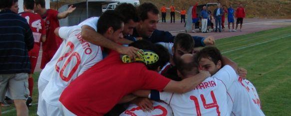 El C.D. Ronda vence al Motril C.F. con un gol de Jairo en la prolongación, Los hombres de Alonso Jiménez y Francisco Moreno se sitúan a sólo un punto de los puestos de Promoción. , 29 Sep 2011 - 23:39