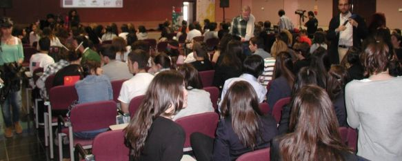El Instituto Rodríguez Delgado representará a Málaga en un concurso a nivel andaluz, El proyecto de los rondeños competirá por el VIII Premio Jóvenes Andaluces Construyendo Europa (JACE), 03 Feb 2014 - 14:18