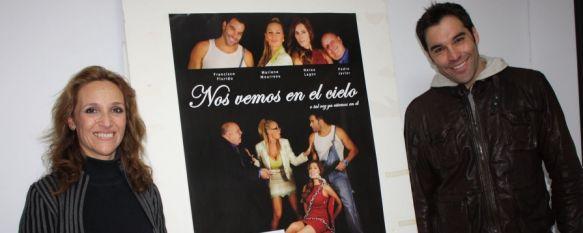 La obra 'Nos vemos en el cielo', protagonizada por Marlene Mourreau, llega a Ronda, La representación tendrá lugar el sábado 15 de febrero en el Teatro Vicente Espinel, 06 Feb 2014 - 16:54