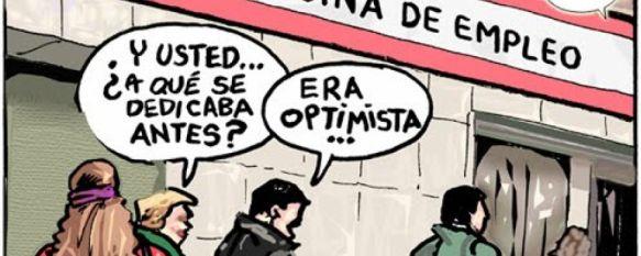 María Paz y los 5.000 parados, Artículo de Opinión de Alberto Orozco, Viceportavoz del PSOE de Ronda, 06 Feb 2014 - 17:42