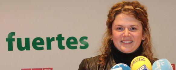 Teresa Valdenebro anuncia su candidatura a la secretaría local del PSOE, La portavoz socialista llama a un nuevo tiempo en su partido y reconoce que la oposición hasta ahora ha pecado de prudente y débil, 10 Feb 2014 - 19:57
