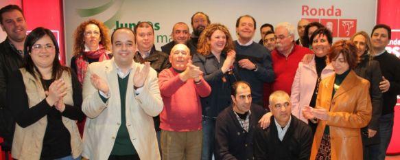 El PSOE vuelve a la vida orgánica, Teresa Valdenebro consigue la Secretaría local con 63 votos a favor y 4 abstenciones, 22 Feb 2014 - 14:00