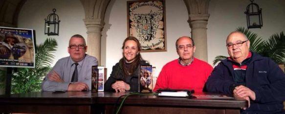 Presentan el cartel del XXV Concurso de Saetas de Ronda, El evento, organizado por la Peña Flamenca y la Asociación Cultural Ecce-Homo, se celebrará del 14 al 28 de marzo, 25 Feb 2014 - 19:57