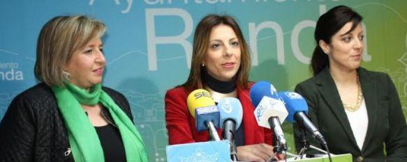 El Ayuntamiento de Ronda aumentará un 2,82% su presupuesto en 2014, Se destinarán 26.916.000 euros a gastos y se contemplan los ingresos por aprovechamientos urbanísticos de Los Merinos, pese a que el caso está en los tribunales, 27 Feb 2014 - 15:14
