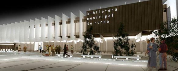 Licitan en 1.095.000 euros el proyecto de construcción de la Biblioteca Comarcal, El plazo de presentación de ofertas estará abierto hasta el día 28 de marzo y el periodo para la ejecución será de nueve meses, 06 Mar 2014 - 18:40