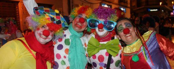 Carnaval, Carnaval, Artículo de opinión de Alberto Orozco, Viceportavoz del PSOE de Ronda , 11 Mar 2014 - 16:39