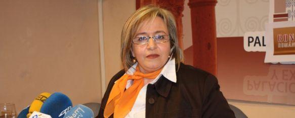 Isabel Barriga desmiente que la Junta esté a la espera de informes relativos al PGOU, La edil defiende la labor que se está realizando desde la Delegación de Obras y Urbanismo, 13 Mar 2014 - 19:56