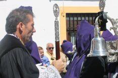 El Colegio de Abogados de Málaga ha estado representado por su Decano, Francisco Javier Lara. // CharryTV