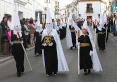 Imagen del paso por la calle Torrejones. // CharryTV