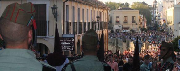Ronda alcanza datos turísticos históricos durante la Semana Santa, según Barriga, Un total de 347 autobuses han llegado a la ciudad, lo que se traduce en más de 15.000 vistantes, 21 Apr 2014 - 19:18