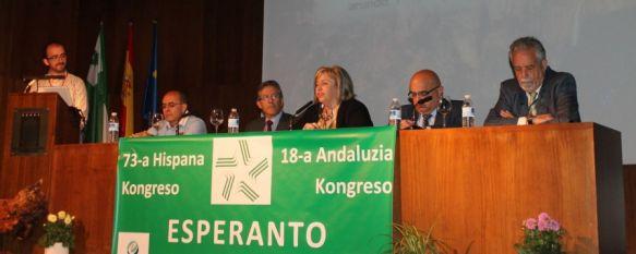 Esperantistas de diez países se dan cita en Ronda , La ciudad acoge hasta el 4 de mayo el 73 Congreso Español de Esperanto , 02 May 2014 - 16:37