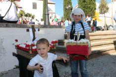 Niños de todas las edades participaron en este tradicional evento. // CharryTV