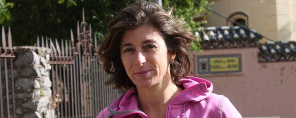 La rondeña Pilar Agudo intentará coronar la cima del Broad Peak, en Pakistán , Participará en una expedición que tendrá lugar este verano y que contará con una duración de 45 días , 26 May 2014 - 20:54