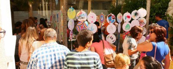 El Museo Peinado clausura la cuarta edición de sus talleres de arte-terapia, En este proyecto pionero en los museos españoles han participado 66 alumnos con necesidades especiales, 04 Jun 2014 - 16:32