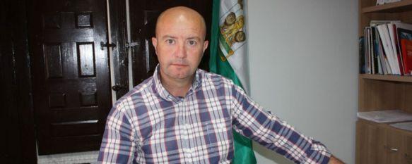 Ángel Vázquez, delegado de Parques y Jardines. // CharryTV