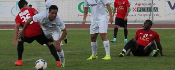 El C.D. Ronda dio la cara ante el potente Al-Rayyan qatarí (0-2), Los goles de Bassam y Kalu Uche, de penalti, dieron el triunfo al conjunto entrenado por Manolo Jiménez , 14 Aug 2014 - 11:49