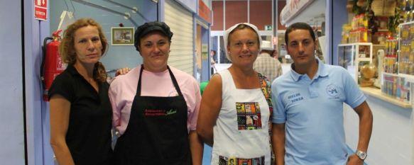 Malestar entre algunos de los comerciantes del renovado Mercado de Minoristas, Denuncian las deficiencias que presentan las instalaciones tras una remodelación que ha costado 240.000 euros, 19 Aug 2014 - 16:42