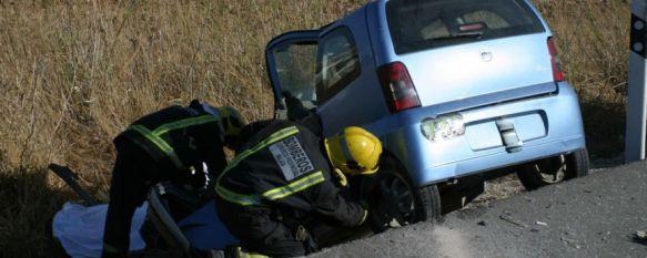 Fallece un hombre en un accidente en la Carretera de Almargen, El cuatriciclo ligero de la víctima colisionó con un todoterreno., 06 Oct 2011 - 16:33