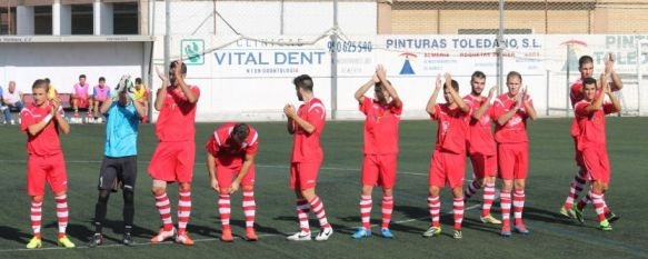 Un C.D. Ronda mermado por las bajas da la cara en Almería (0-0), Los rondeños sumaron un punto en su visita a Los Molinos en un igualado encuentro que pudo ganar cualquiera , 08 Sep 2014 - 11:11