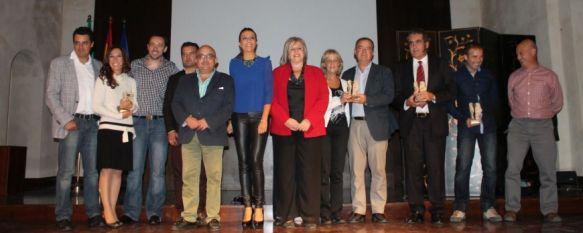 El Convento de Santo Domingo acoge la Gala del Turismo, Con el premio Puente de Turismo se ha reconocido la labor de particulares y empresas que contribuyen de forma activa a la promoción de Ronda, 26 Sep 2014 - 22:51