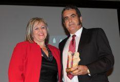 La Asociación Histórico Cultural Los Bandoleros de Grazalema ha recibido un galardón. // CharryTV