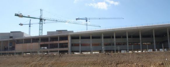 La Junta destinará 7 millones de euros a la finalización del hospital comarcal de Ronda, Valdenebro espera