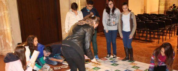 'Mujer y Comunicación', a debate en el Convento de Santo Domingo, Alrededor de 170 alumnos de Secundaria han participado hoy en un programa de actividades en pro de la igualdad, 04 Nov 2014 - 18:06