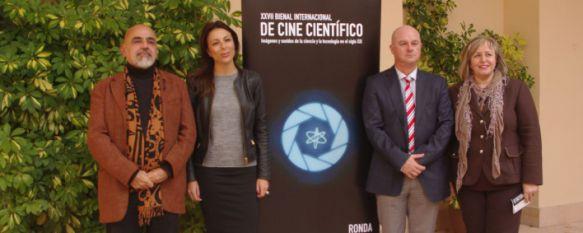 Presentan la XXVII edición de la Bienal Internacional de Cine Científico, Se desarrollará del 24 al 28 de noviembre con una completa programación en torno a las Imágenes y Sonidos de la Ciencia y Tecnología en el Siglo XXI, 20 Nov 2014 - 20:49